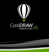 Curso de Coreldraw X8 - Básico e Avançado com certificado